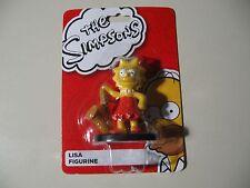 "The Simpsons: Lisa 2"" inch figure figurine, Brand New & Sealed"
