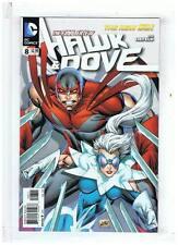 DC Comics New 52 Hawk & Dove #8 NM June 2012