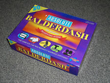 ABSOLUTE BALDERDASH GAME - RARE  20th ANNIVERSARY EDITION - IN VGC (FREE UK P&P)