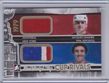 Lemaire / Esposito 13/14 ITG Lord Stanleys Mug Cup Rivals Jersey GOLD CRI-17
