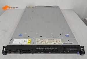 IBM x3550 M3 Server 2x CPU X5670 @2.93Ghz 32GB RAM 2 x 300GB SAS SAS1064e-IR