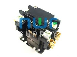 Trane American Standard 24 volt 40 amp Replacement Relay Contactor C147094P02