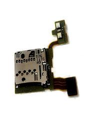 Nokia N97 Mini  TF Memory Card SD Socket Flex Cable Camera Flash Repair Part UK