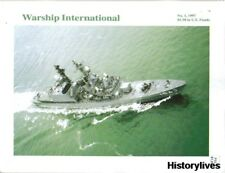 Warship International No.1 1997, Cuban Navy BYMS ANZAC