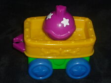 Fisher Price Little People Replacement Circus Train Car