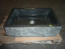 "GRANITE basin FARMHOUSE SINK 33"" vani crafts KITCHEN single bowl vessel"