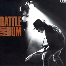 U2 Rattle And Hum CD BRAND NEW