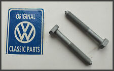 VW MK2 Golf - Genuine OEM - Rear Shocker Mount Bolts - 2 Pack - BRAND NEW!