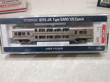 N scale Tomix 8310 J.R. Saro 125 coach NIB Japan