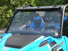 Polaris General 1-Piece Vented Scratch Resistant Windshield-FREE SHIPPING