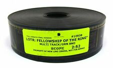Lord Of The Rings Fellowship Of The Ring 35mm Movie Trailer Final Version 2001