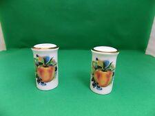 Royal Stafford Coquette Salt & Pepper Pots
