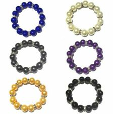 Crystal Special Occasion Beaded Costume Bracelets