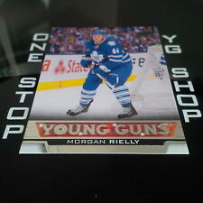 2013 14 UD YOUNG GUNS 218 MORGAN RIELLY RC MINT +FREE COMBINED S&H