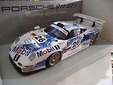 1996 Porsche 911 GT1 Le Mans  GT 1 UT Models Wendingler/Goodyear/Dalmas Diecast