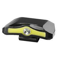 Xpe + Cob Led HeadLight Cap Light 90 Degree Rotatable Clip-On Hat Light 3Xa Z8M4