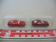 H754-0, 5 #2x wiking H0 / 1:87 Mercedes-benz MB, 500 Sl