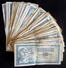 Yugoslavia 1000 dinara 1965-1978-1986. - lot of 100 pcs
