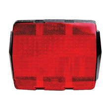 65 - 66 Mustang Tail Lamp / Light Lens - Red