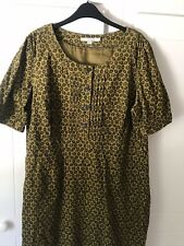 Boden Westbourne Cord Dress Size 18 Fab For Autumn