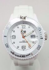 Ice Silicone Braided Band Big Watch Date 45mm SI.WE.B.S.09 READ DESCRIPTION!!!