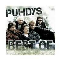 PUHDYS - BEST OF  CD  14 TRACKS DEUTSCHER SCHLAGER  NEU