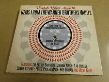 3-CD / WATCH YOUR MOUTH - GEMS FROM THE WARNER BROTHERS VAULTS