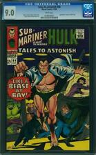 Tales to Astonish #84 CGC 9.0 -- 1966 -- Boomerang. Krang. Dorma. #0138518007