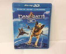 CANI E GATTI - LA VENDETTA DI KITTY - blu ray+   blu ray 3D + copia digitale -