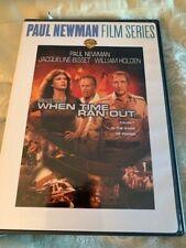 When Time Ran Out Paul Newman Film Series DVD
