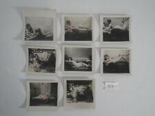 8 photos ancienne de nus feminins  artistique lot N°1