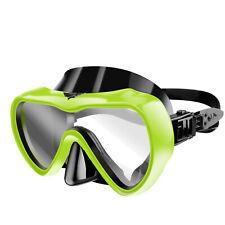 Snorkels Diving Swimming Goggles Scuba Anti-Fog Anti Leak Underwater Adult US