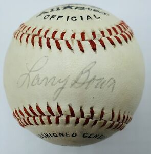 Phillies Larry Bowa Signed / Autographed Rawlings Official All-Star Baseball.