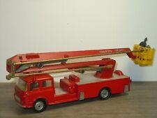 Bedford Simon Snorkel Fire Truck - Corgi MajorToys 1127 England *39779