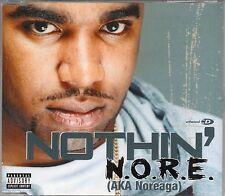 Nore (Aka Noreaga) - Nothin (2002 CD Single) Enhanced CD Includes Video