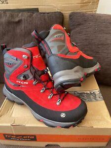 Trezeta Thule WS Hiking Walking Boots UK-8 EU-42 Waterproof Breathable Vibram
