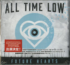 ALL TIME LOW-FUTURE HEARTS-JAPAN CD E25