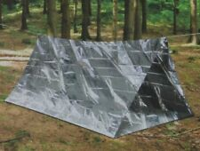Emergency Shelter Blanket Reflective Tent 2 Person Camping Survival Bug Out Bag