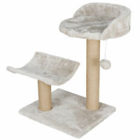 Cat Tree with Platform Bed Scratching Posts Pets Play Relax Sleep Home Decor