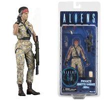 """NECA Aliens Series 12 Aliens Private Jenette Vasquez BDU's 7"""" Figure"""