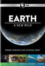 Earth a New Wild New DVD! Ships Fast!