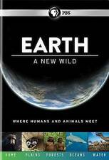 Earth: A New Wild (DVD) PBS Documentary BRAND NEW SEALED