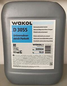 Grundierung Universalvorstrich Parkett 10 KG Wakol D 3055