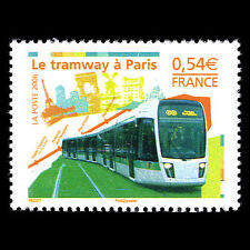 France 2006 - Opening of TRAM-line T3 in Paris Trains Transport - Sc 3269 MNH