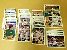 1992 Upper Deck Baseball Team Sets  -  Series 1 & 2  - Pick you Favorite Team!!