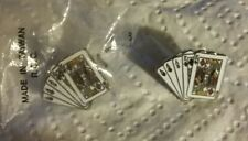 Mafco Aces/Kings Lapel Pin