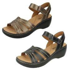Clarks Wedge Casual Sandals & Flip Flops for Women