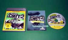 Colin McRae Dirt 2 mit Anleitung und OVP Platinum Edition fuer Playstation 3 PS3