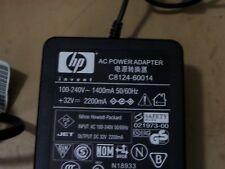 Genuine HP Printer Power Supply C8124-60014 32V 2200mA AC Adaptor Cable