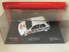 IXO Altaya 1/43 Peugeot 106 Rallye Sebastien Loeb #79 Charlemagne 1997